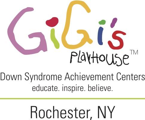 GiGi's Playhouse Rochester logo