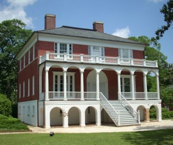 The Robert Mills House and Gardens