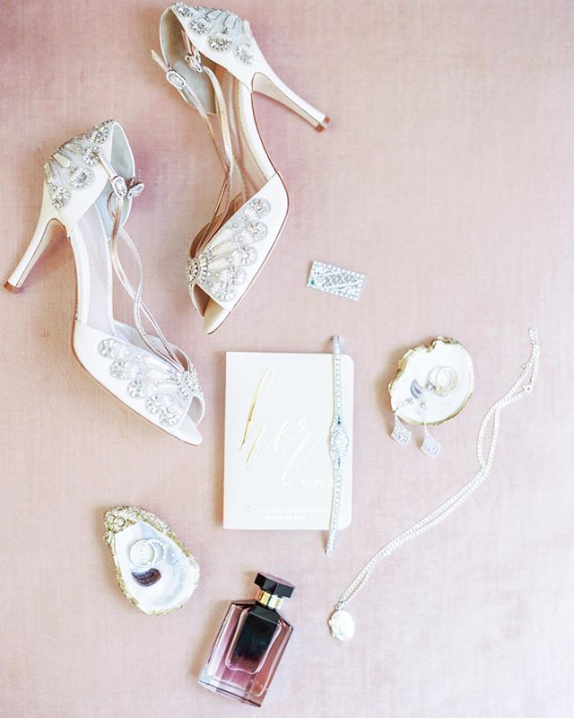 These dreamy bridal details✨
