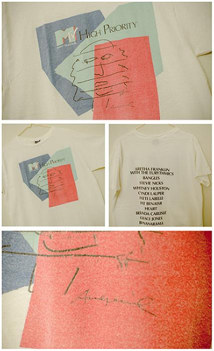 Exhibit A: 1980s T-Shirt