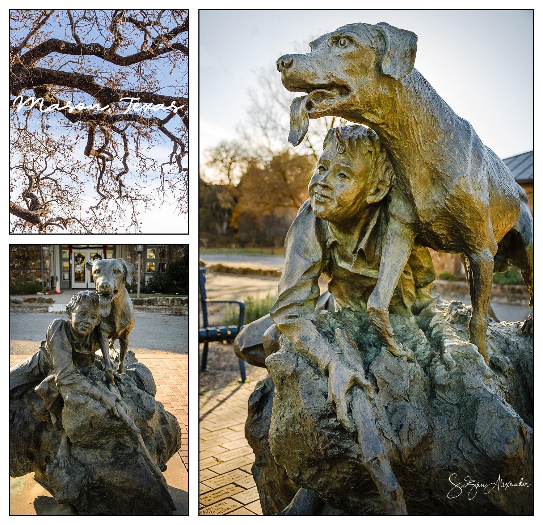 Mason, Texas Collage, Digital Photography © 2017 SuZan Alexander