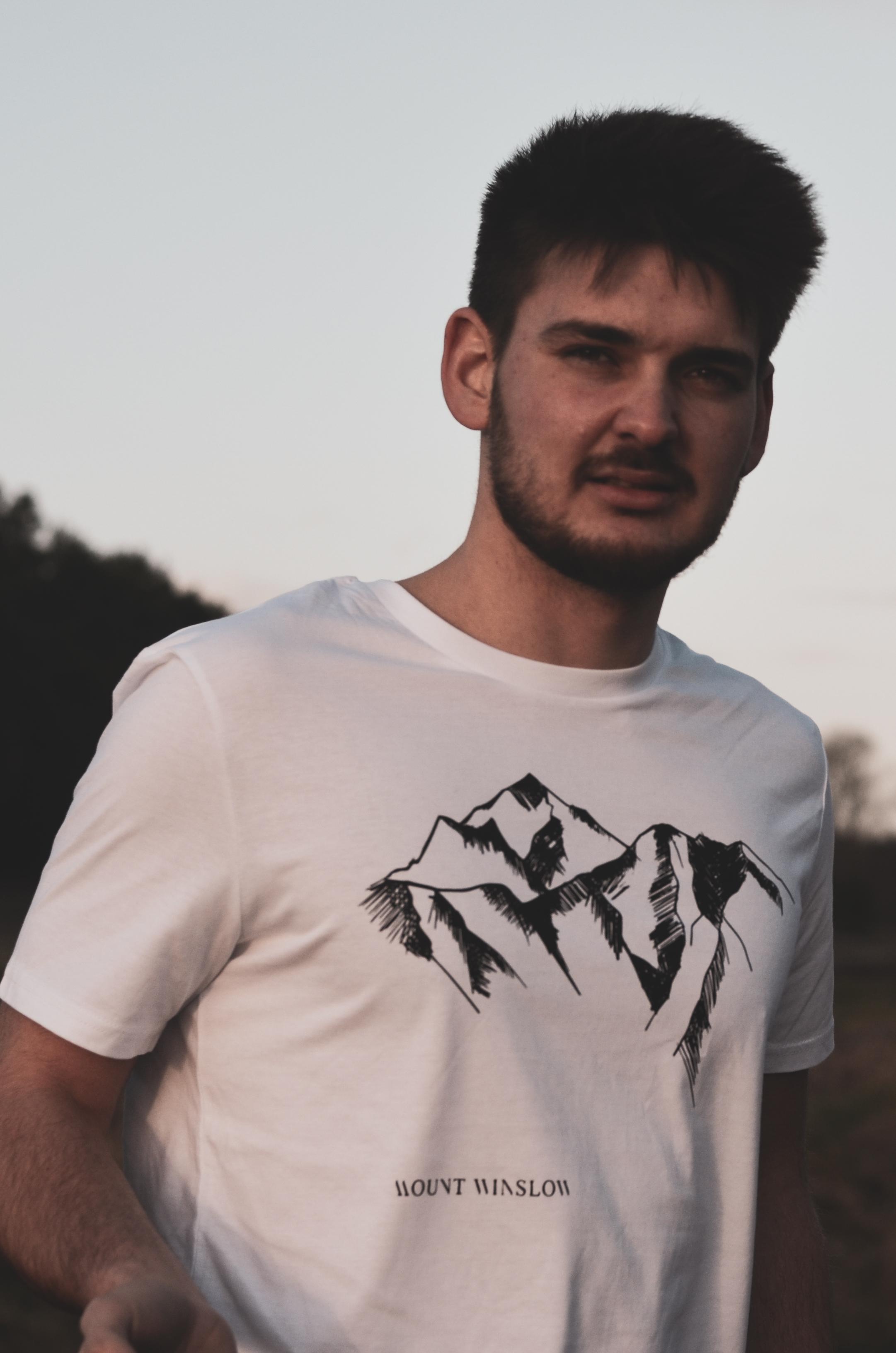 18€ | Shirt (Unisex, Weiß)