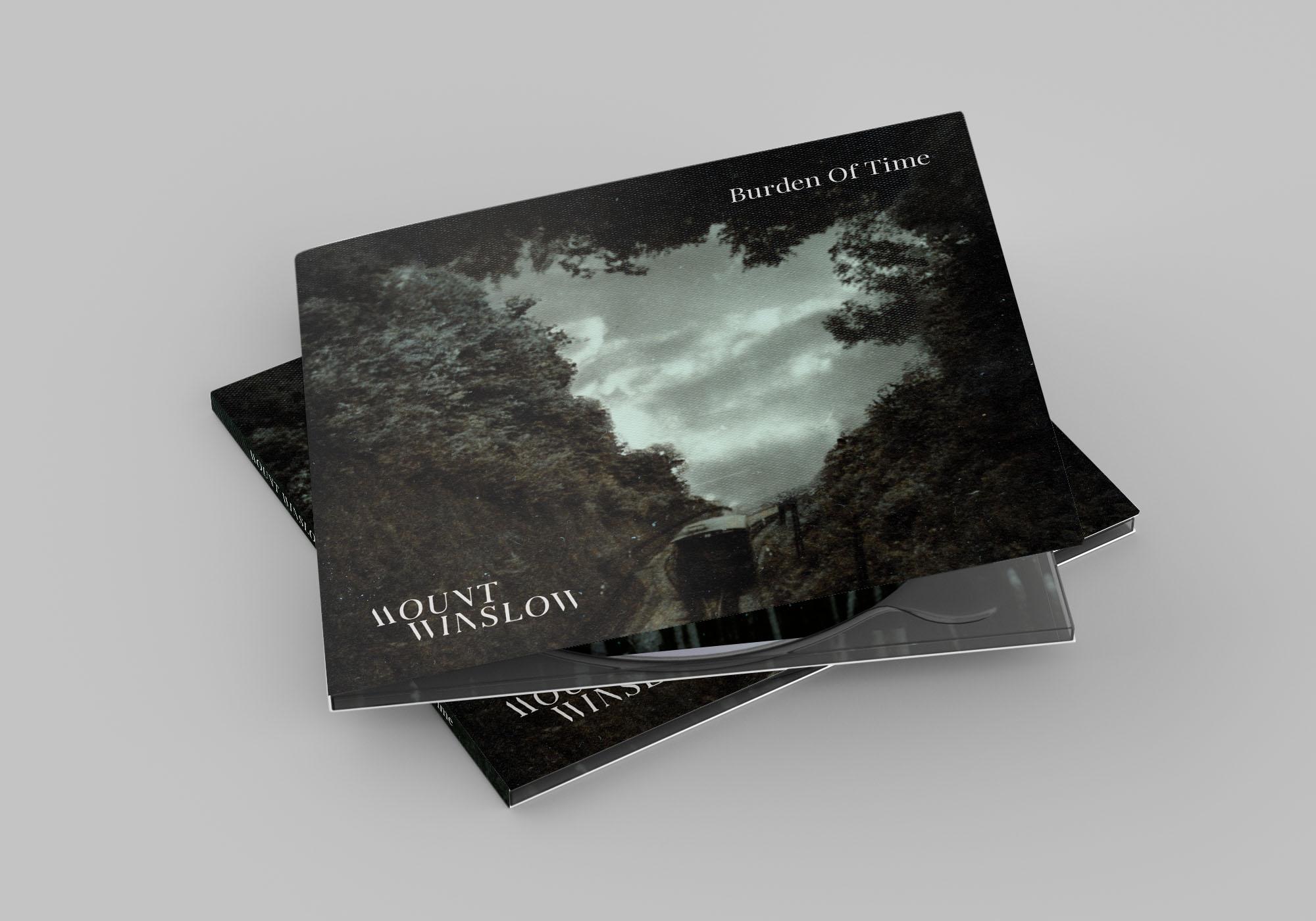 8€ | CD - Burden Of Time