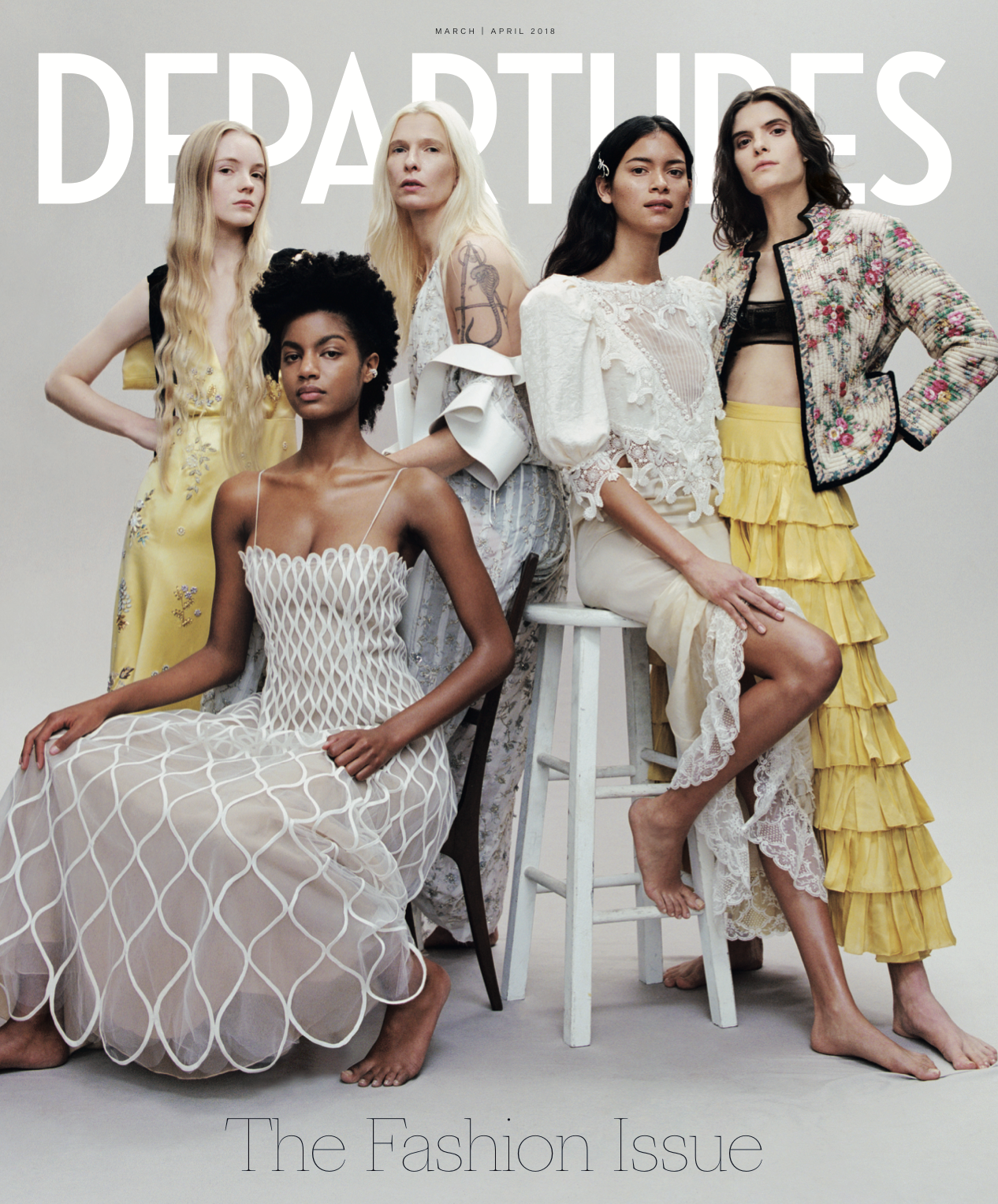 Departures Magazine Cover