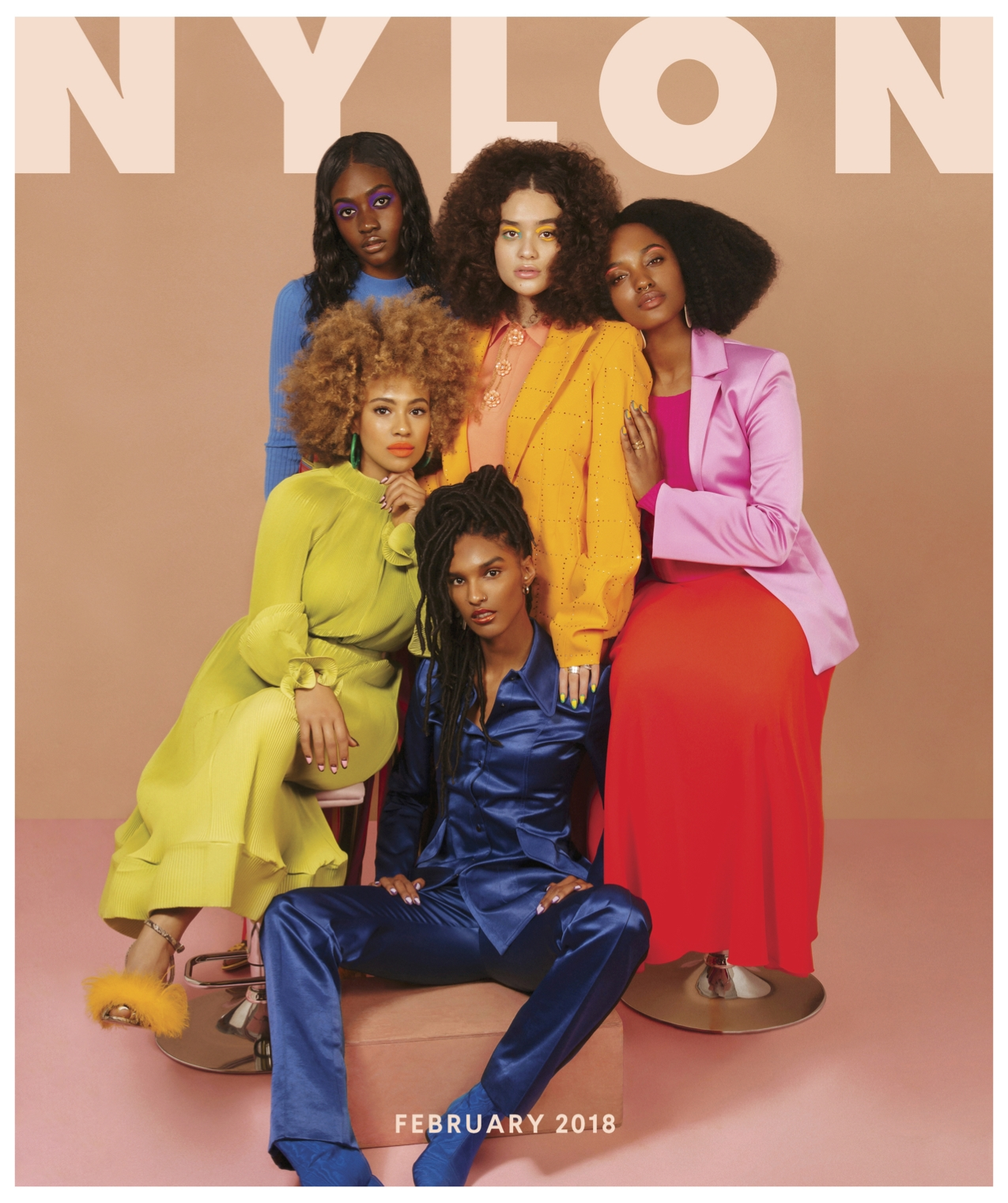 Nylon Magazine Cover