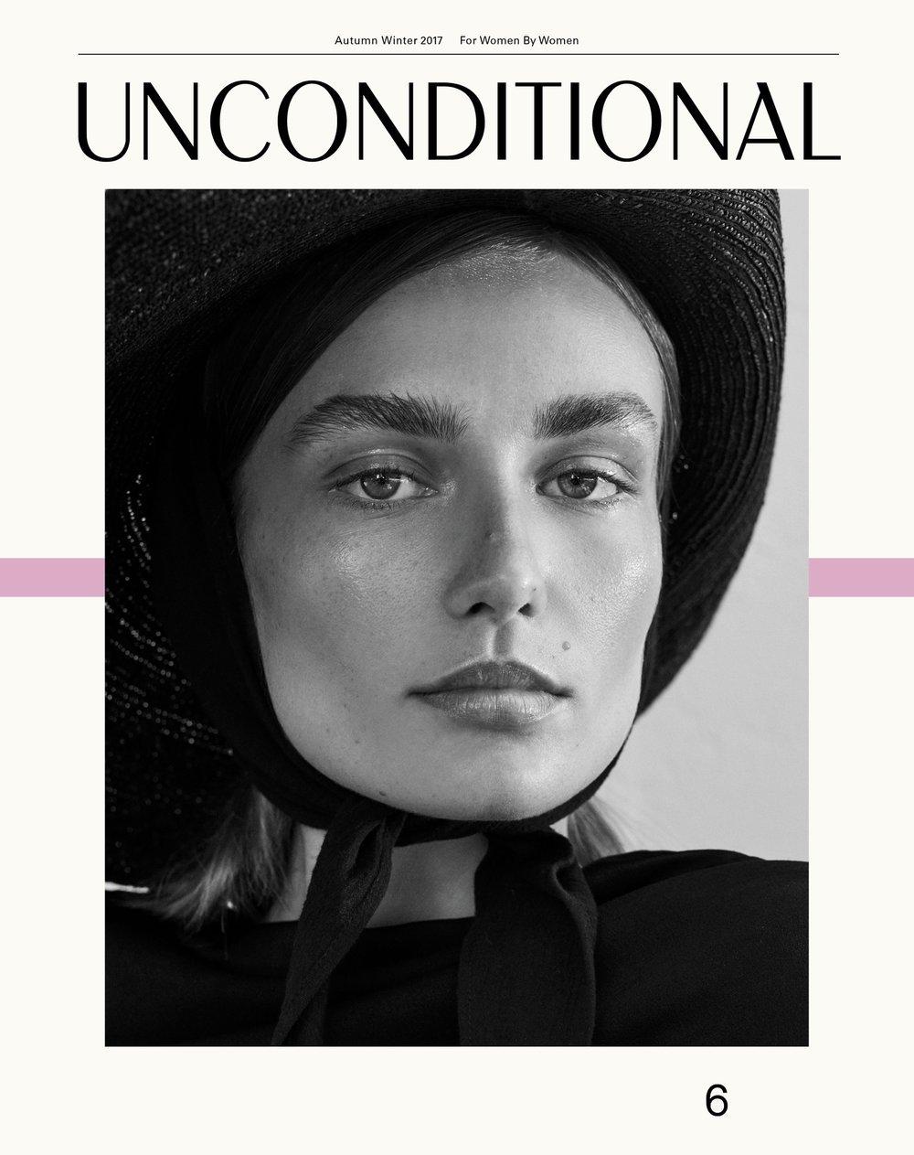 Unconditional Magazine Cover