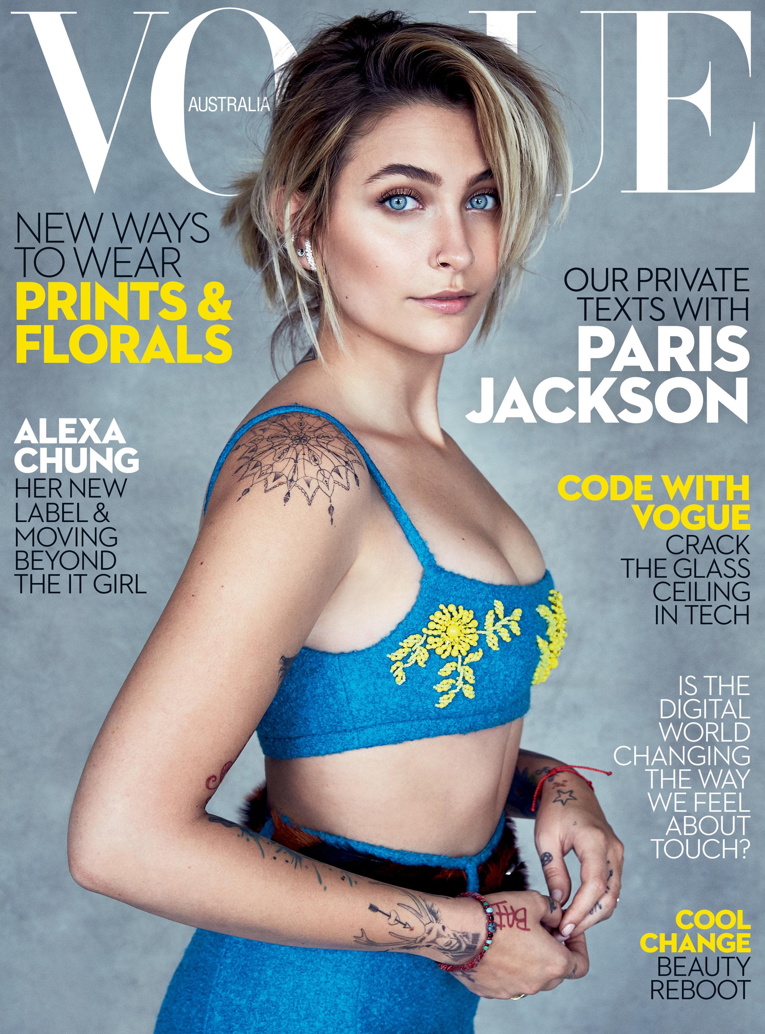 Vogue Australia Cover
