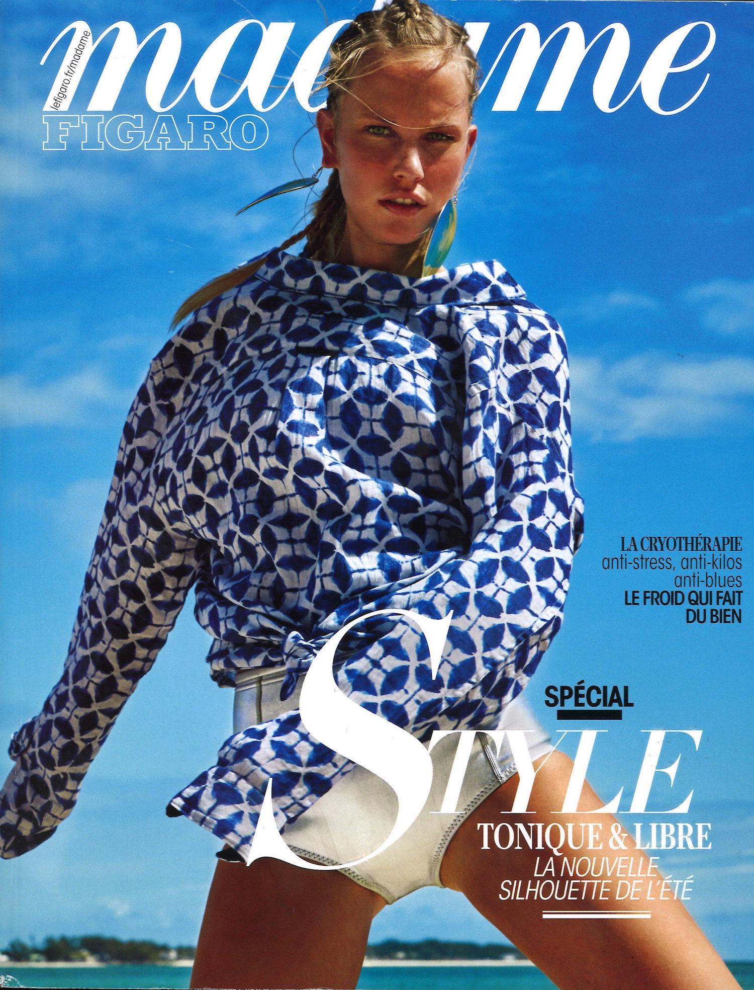 Le Figaro Cover