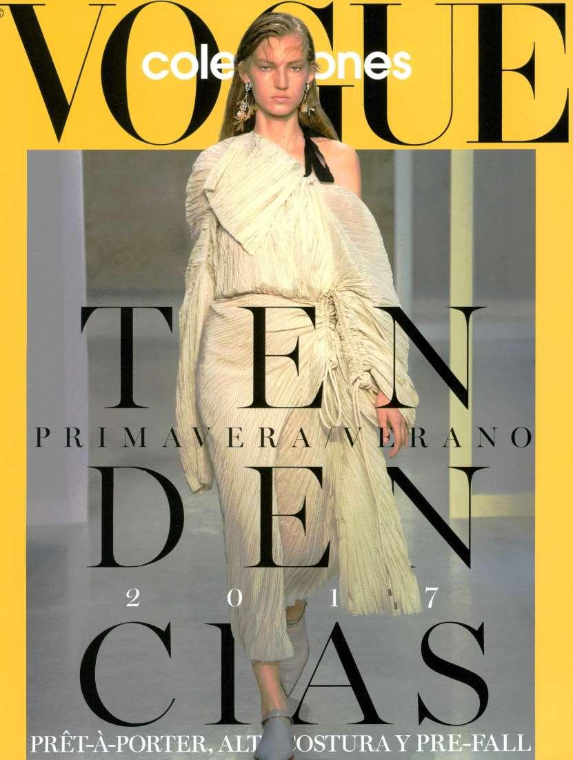 Vogue Spain Colleciones Cover