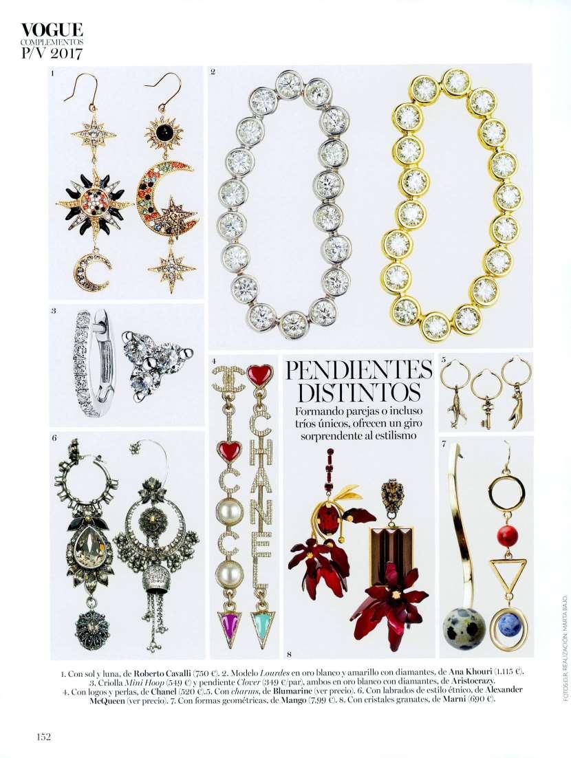 Vogue Spain Colleciones
