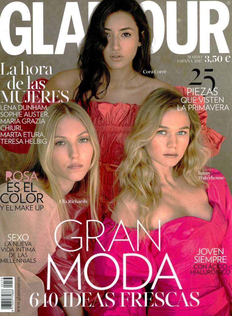 Glamour Spain Cover