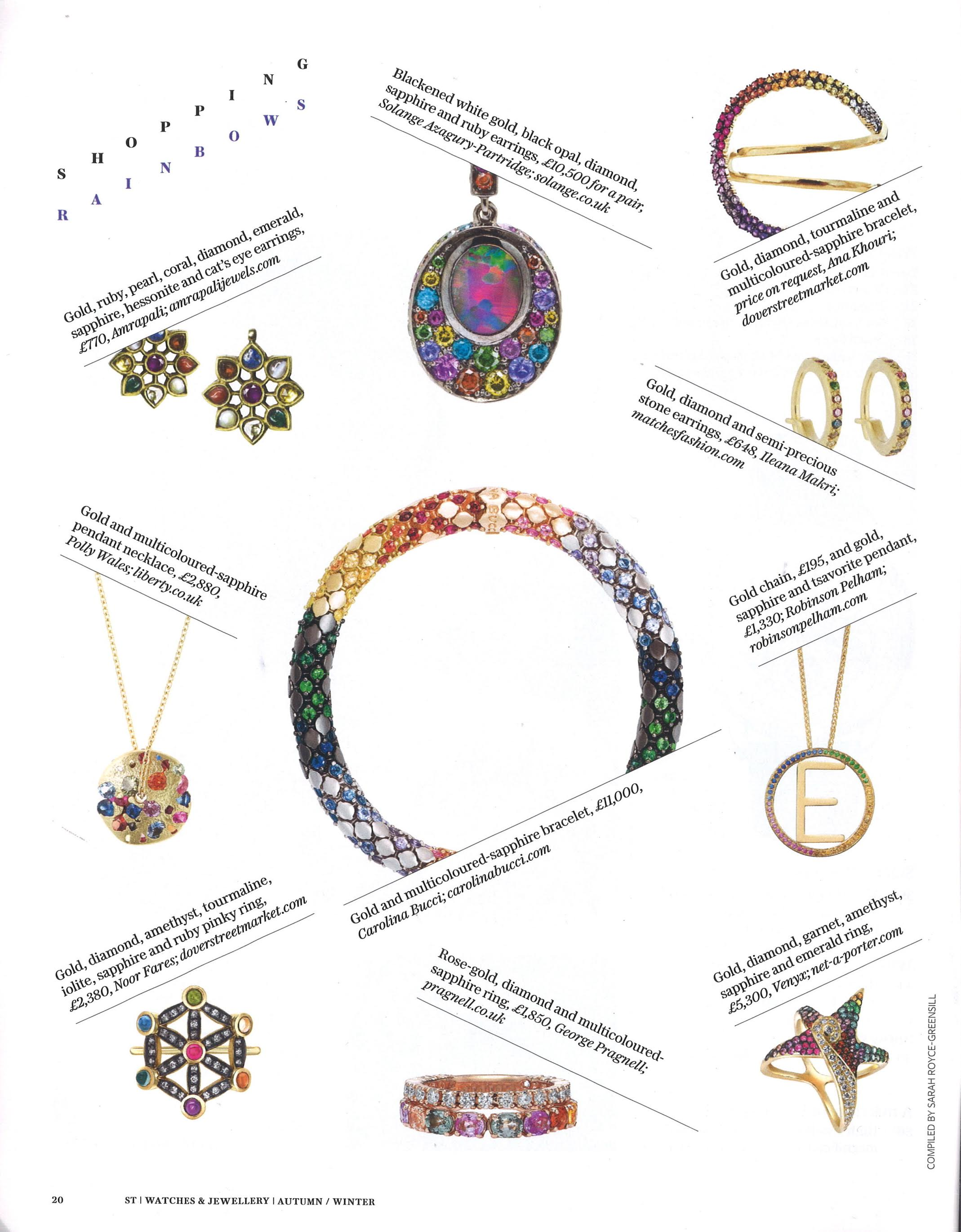 Sunday Times | Watches and Jewelry