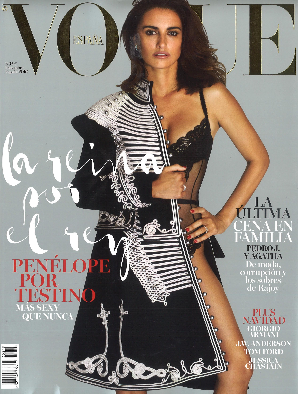 Vogue Spain Cover