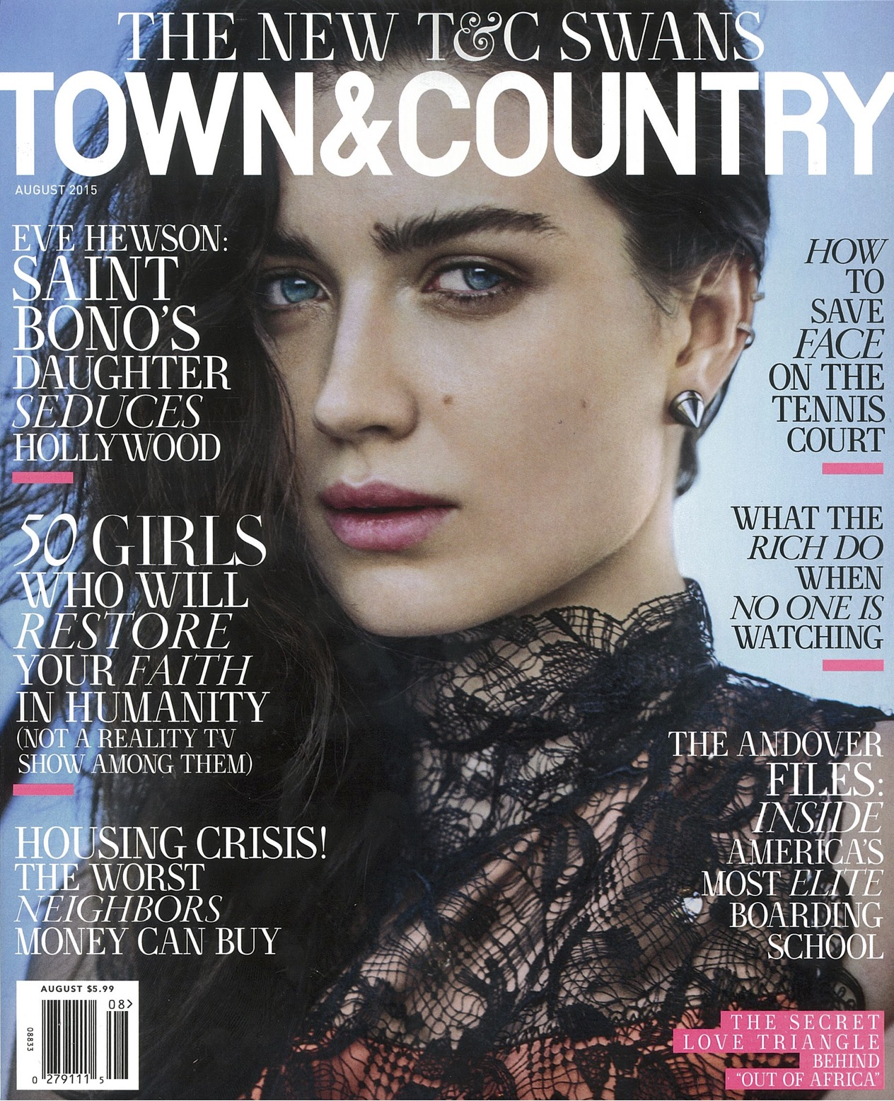 Town & Country Cover