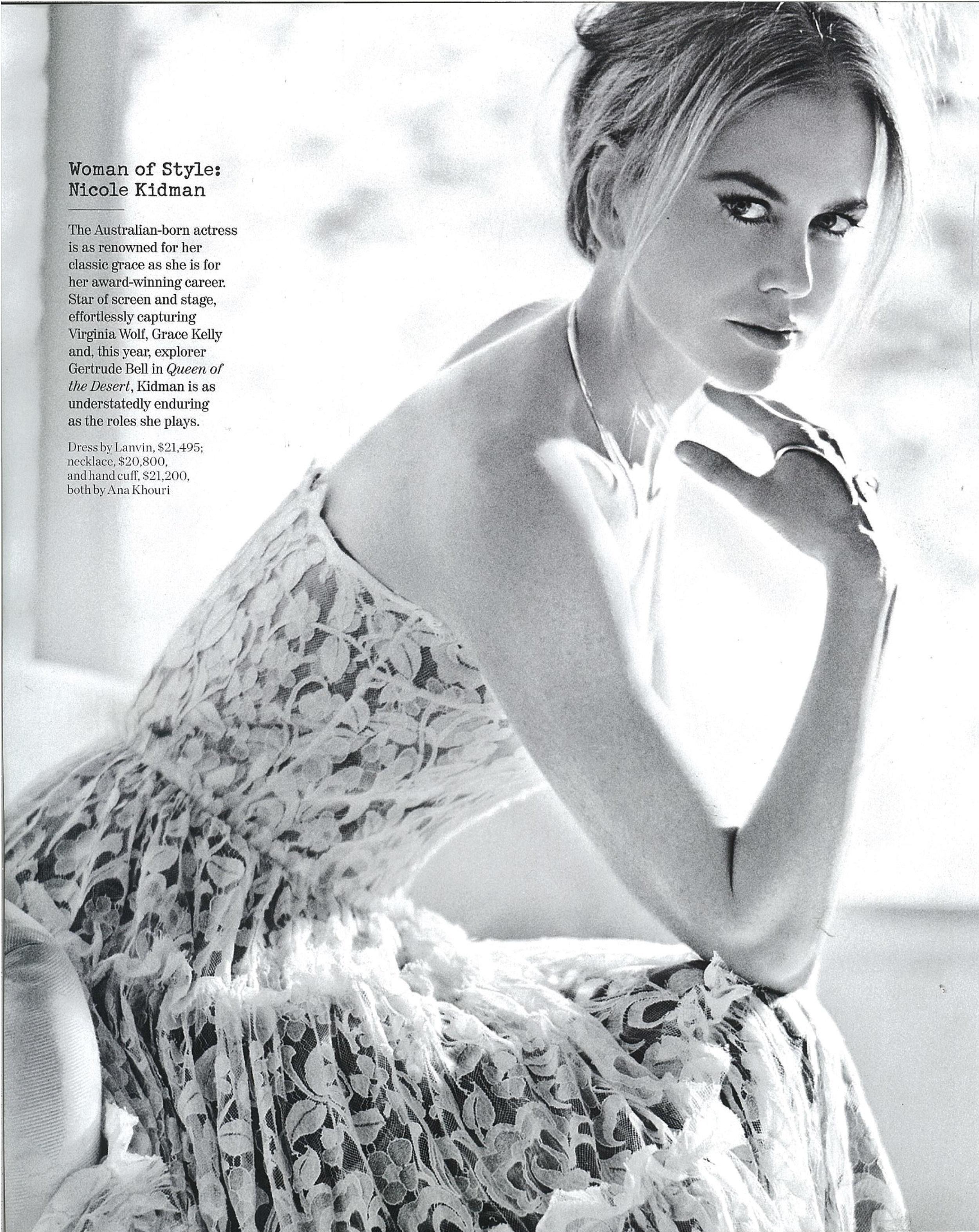 Porter Magazine 1