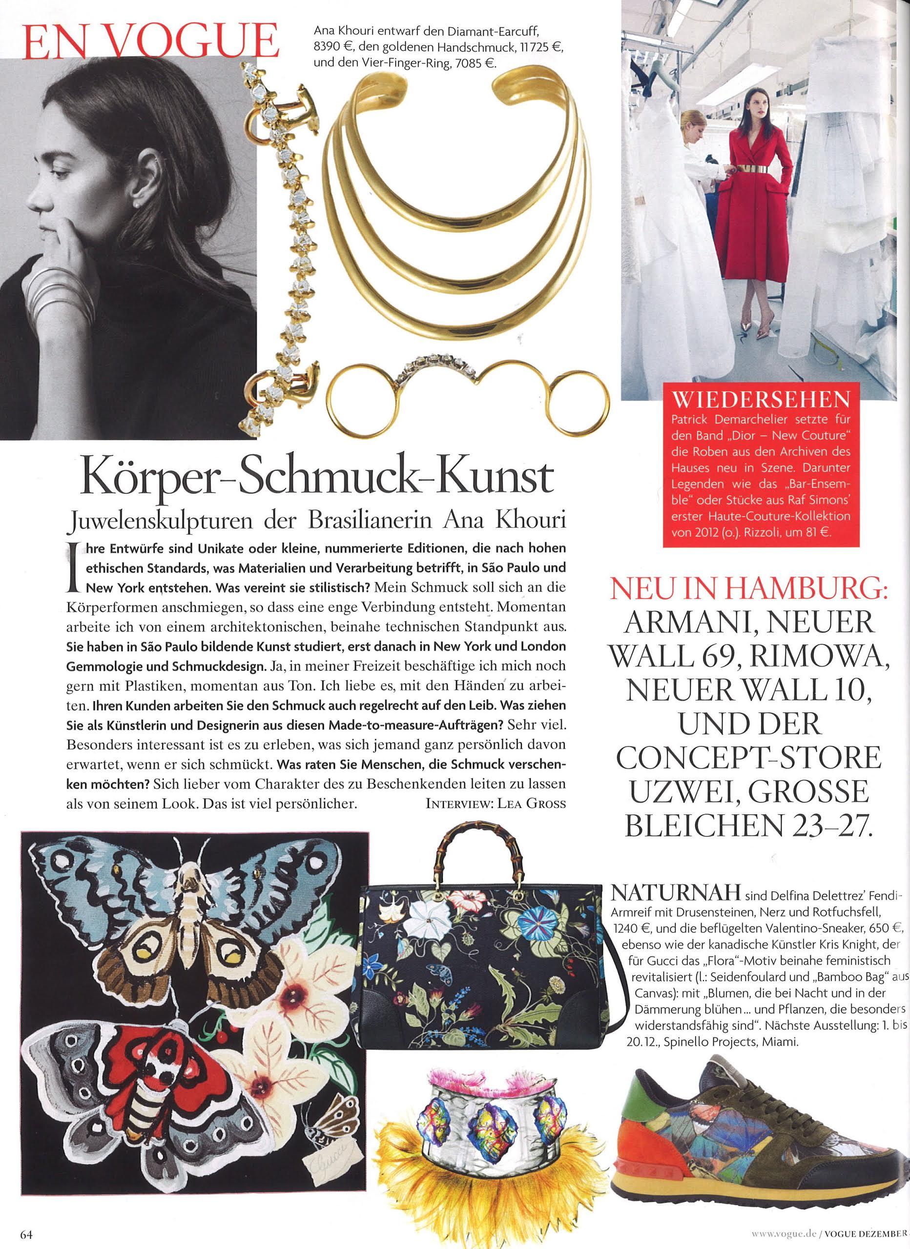 Vogue Germany 1