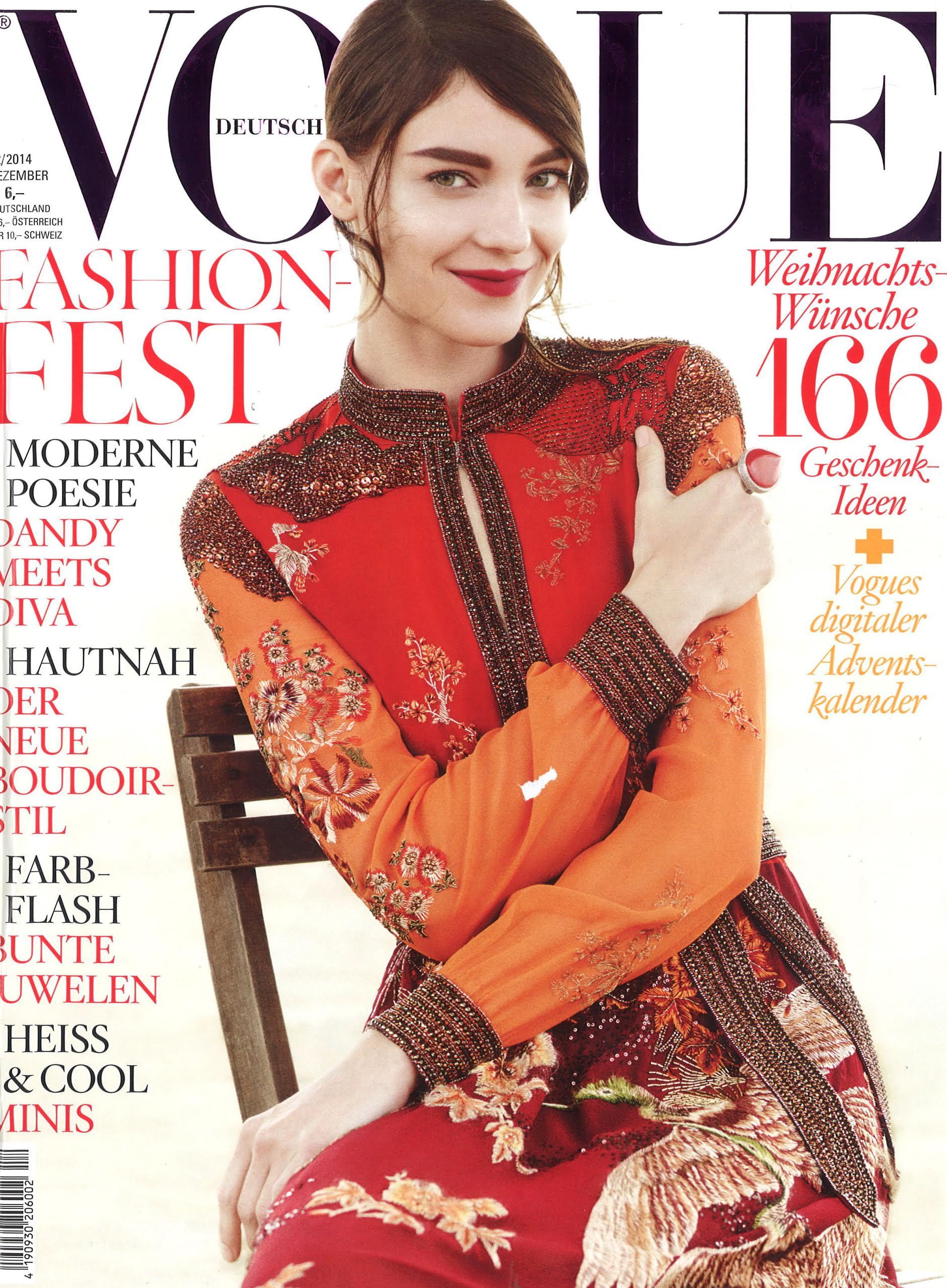 Vogue Germany 2