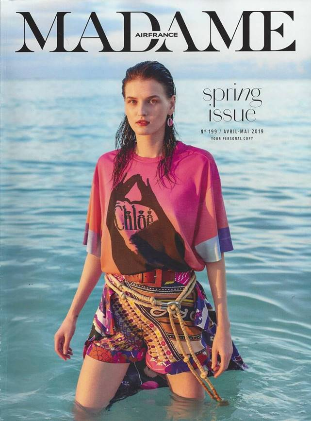 Air France Madame Spring 2019 Issue Cover.jpg
