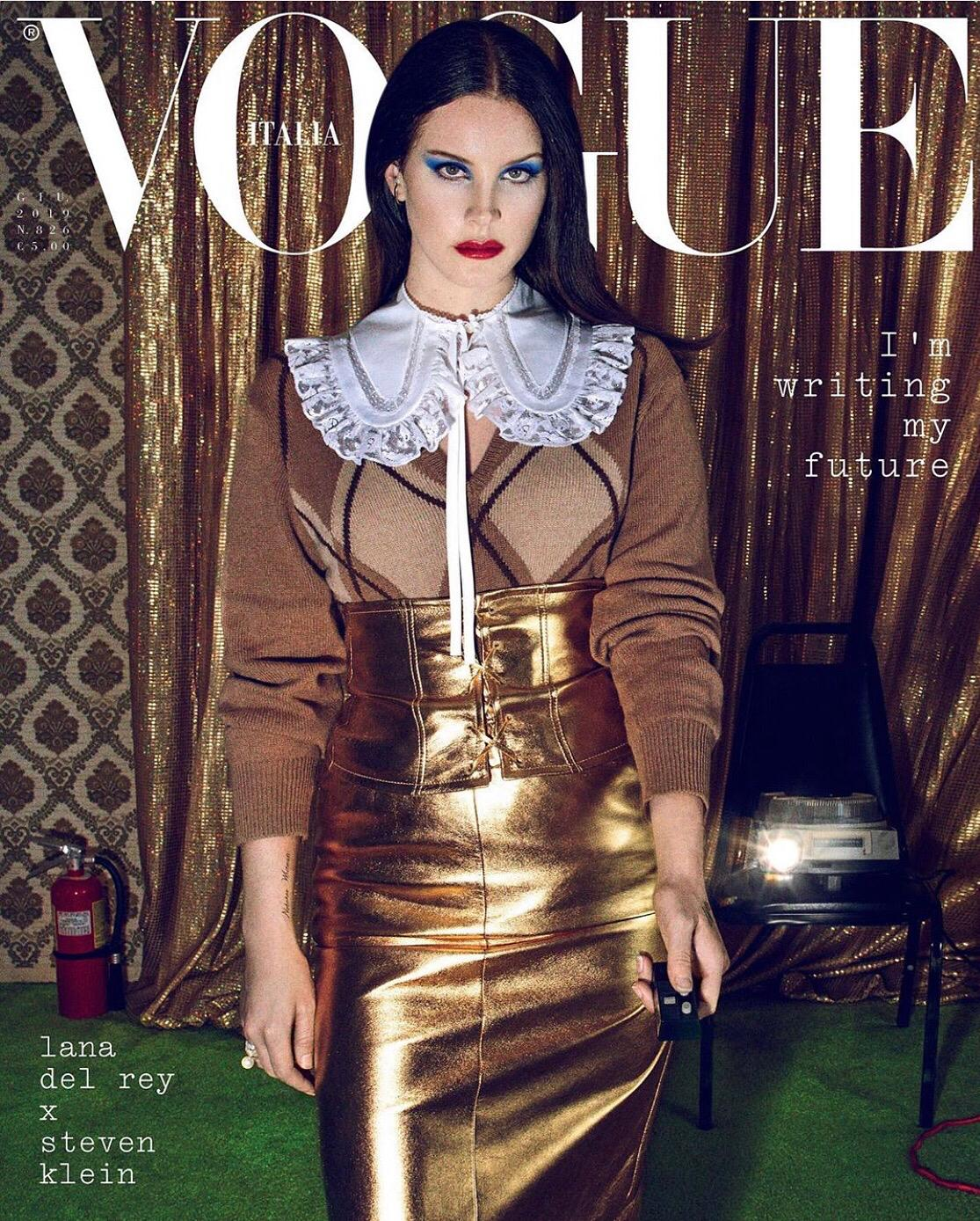 Vogue Italia June 2019 Cover Pearl Mirian Earring.jpg