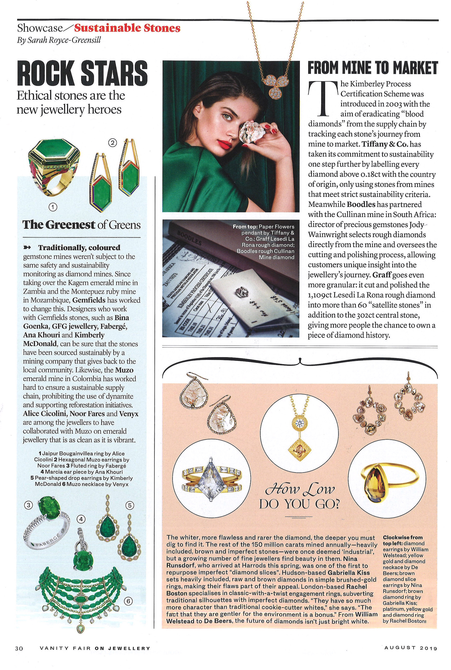 Vanity Fair UK August 2019 Emerald Marcia Ear Piece.jpg