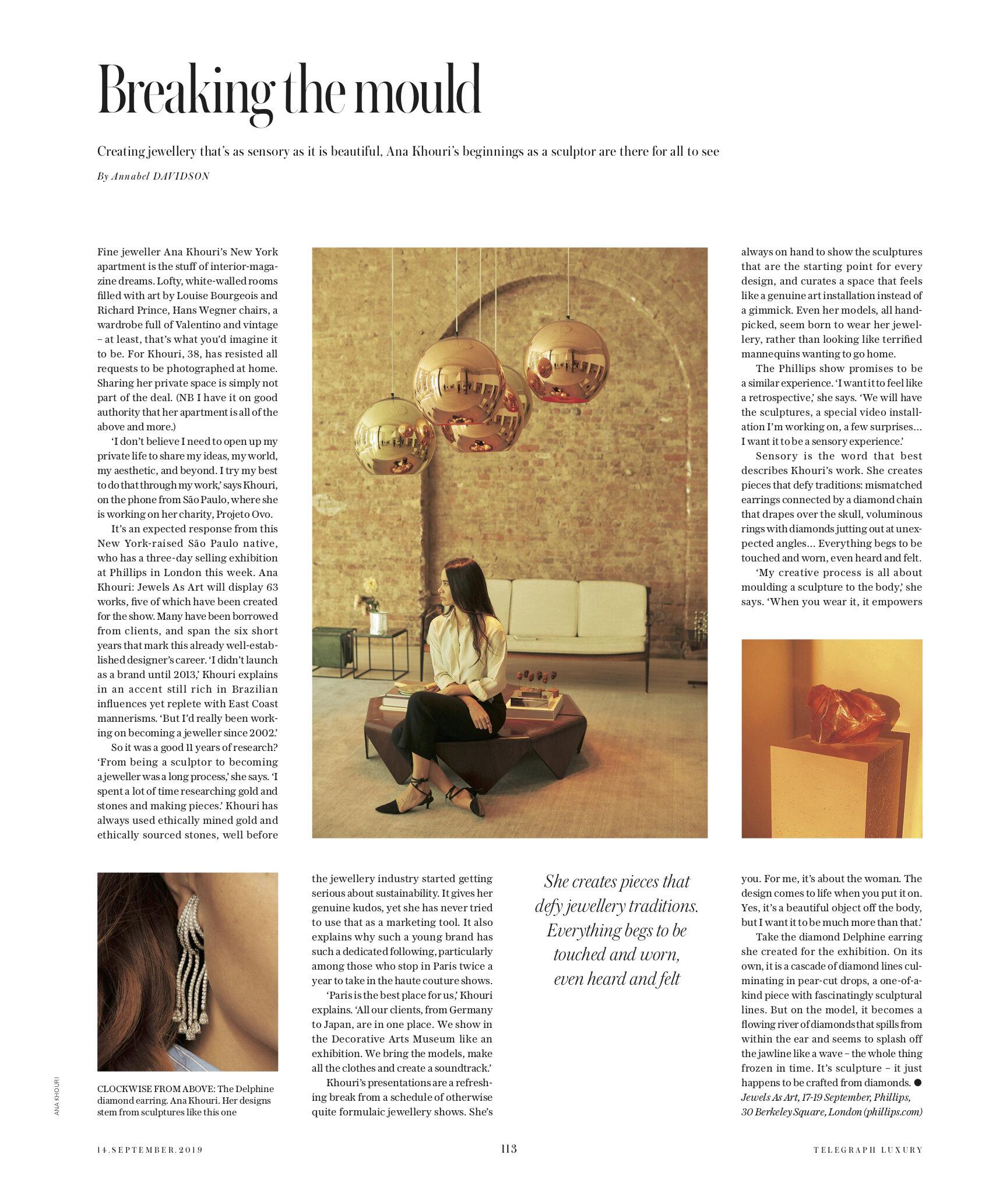 Telegraph Magazine Luxury Issue Phillips Exhibition.jpg