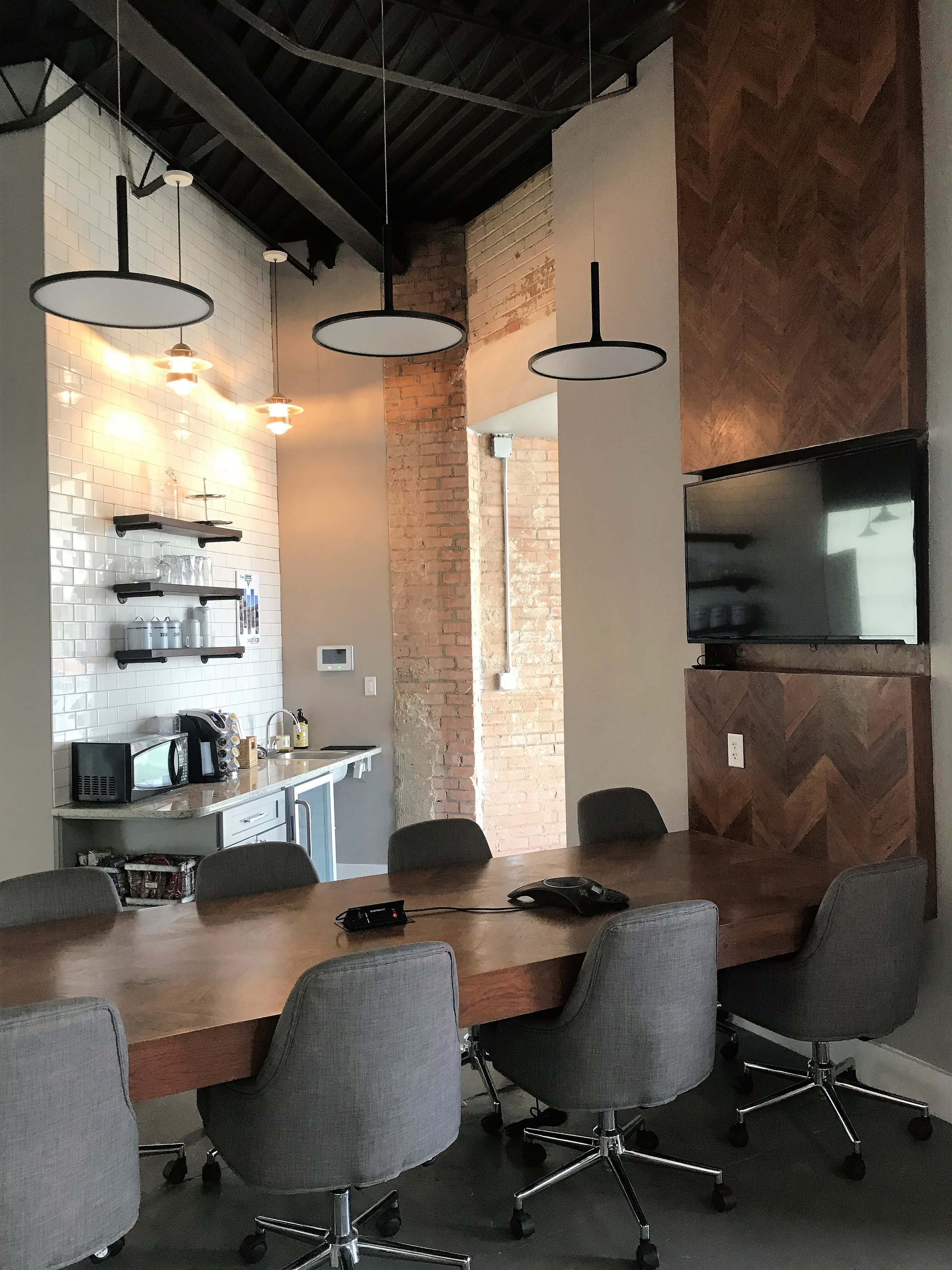 Conference Table & Kitchenette - Unico.jpg