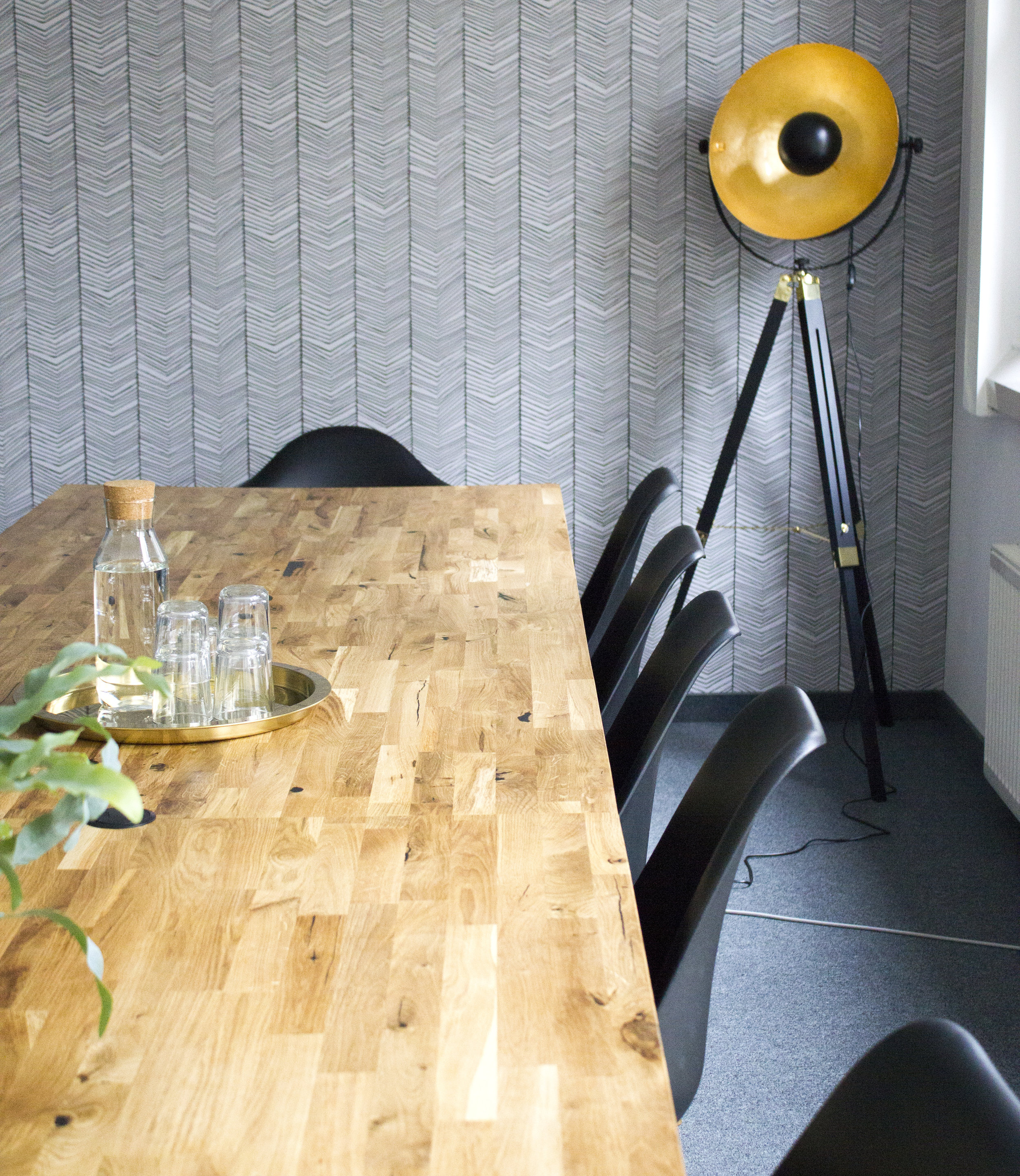 OAK TABLES - Made to size