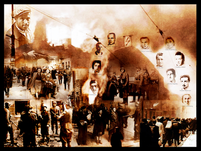 Warsaw Ghetto Uprising and its Leaders