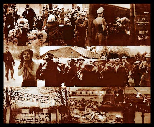 Belzec Death Camp – 600,000 killed