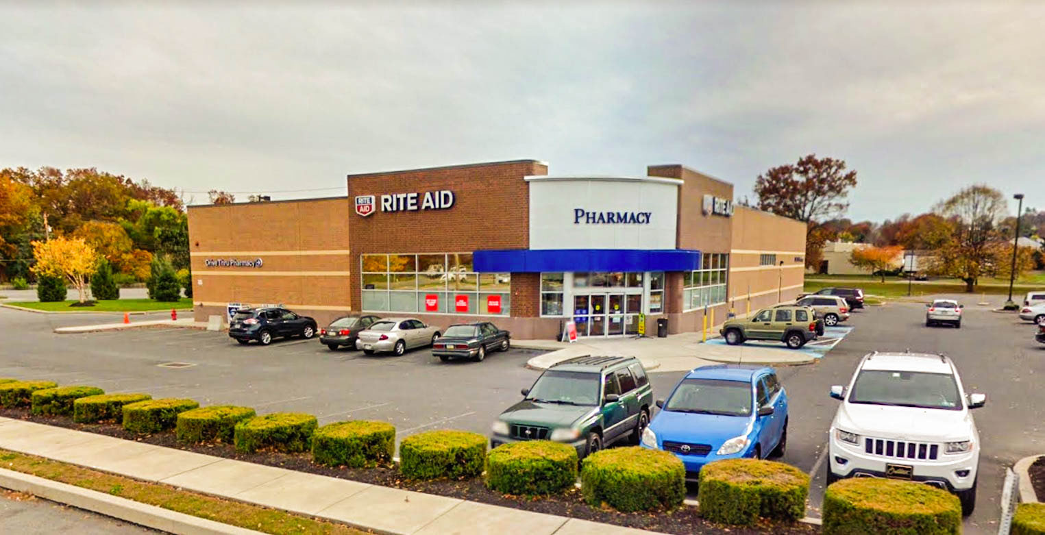 Rite Aid - Wyomissing, PA   Construction of this Rite-Aid Pharmacy was completed in 2009 and showcases a typical 10,000 square foot store including full service pharmacy, retail space, and photo center.