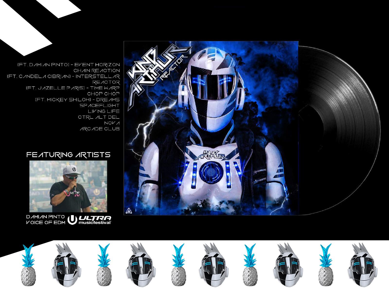 DVJ King Arthur 1st album.jpg