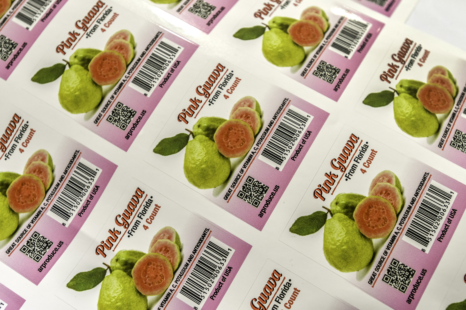 A.R. Produce ships guavas around the country including to Walmart stores around Florida. Mr. Martinez said that he has seen a sharp increase in demand for exotic fruits since opening his farm in 2001. He credits millennials for driving a lot of the more recent interest.   PHOTOGRAPHY BY JIM RASSOL