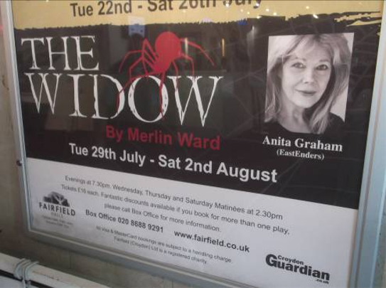 The Widow theatre poster.png