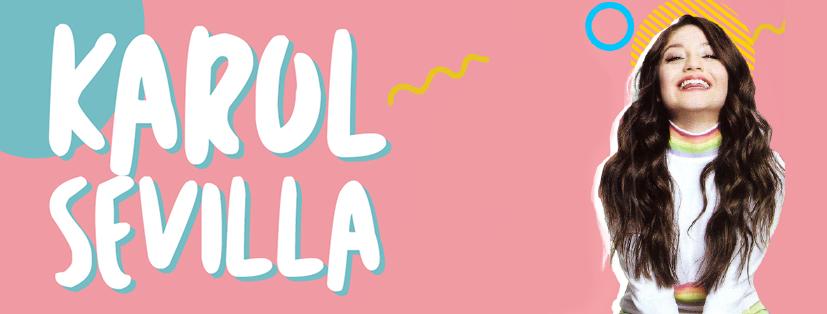 Karol Sevilla, es una actriz mexicana, conocida por su papel de Luna Valente en la serie original de Disney Channel, Soy Luna.  Karol Sevilla nació el 9 de noviembre de 1999 en la Ciudad de México. Es hija de Carolina Cisneros y Javier Itzitery Piña. Sevilla durante su infancia estudió actuación en el Centro de Educación Artística de Televisa en México. Su primera aparición en televisión fue en 2008 en la telenovela mexicana Querida enemiga, interpretando a Gina. En 2009, realizó una participación especial en la serie de televisión Mujeres asesinas, como Cecilia. En mayo de 2015, Sevilla fue anunciada como la protagonista de la serie original de Disney Channel Soy Luna interpretando a Luna Valente / Sol Benson. En 2017, participó en el programa de televisión, Junior Express.  En 2018, Sevilla plasmó sus manos en la Plaza de las Estrellas en la Ciudad de México, donde famosos han plasmado sus manos siendo reconocidos en México como grandes artistas.