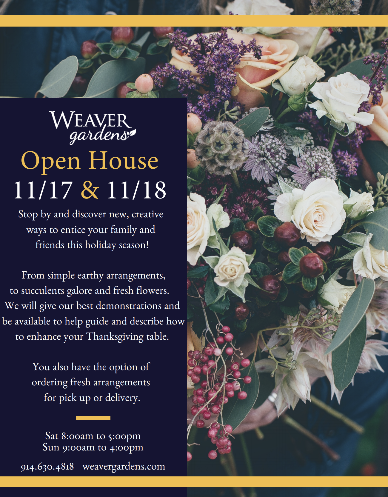 Weaver Gardens Open House.png