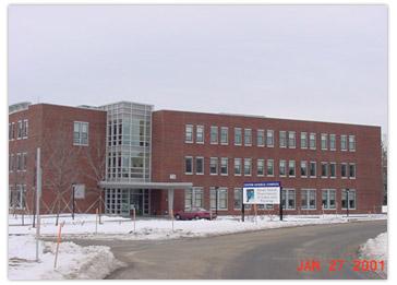 DLT Center General Complex (Cranston, RI)