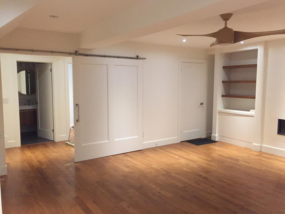 - Built-In Cabinetry