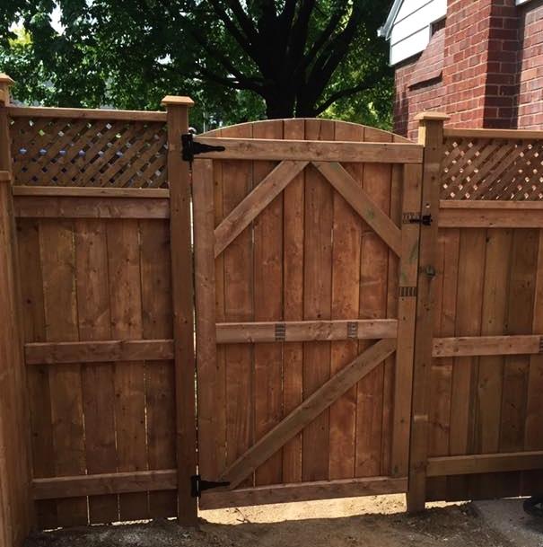 - Fencing & Garden Structures