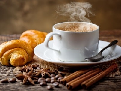 Coffee Hour - Coffee Hours are held immediately after worship in the church entrance/Narthex and are held on the second and fourth Sunday of each month.