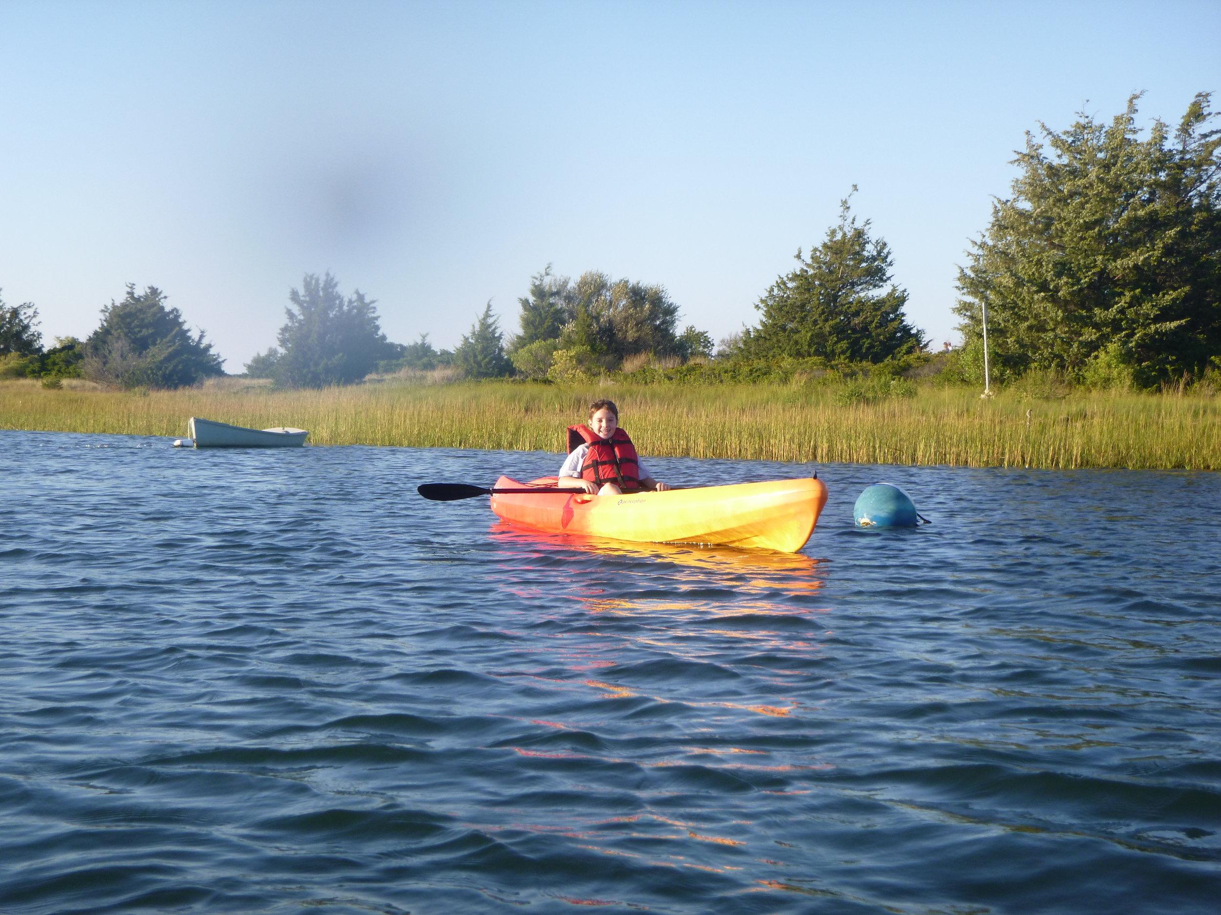 Friday Night Kayak