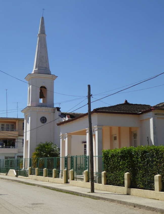 La Iglesia Presbiteriana Reformada - The First Presbyterian Church of East Hampton and the Long Island Presbytery have partnered with a church in Güines, Cuba an agricultural town just south of Havana.