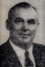 Rev. Paul Trotman Bahner 1949