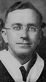 Rev. Ernest Edwards Eells 1930