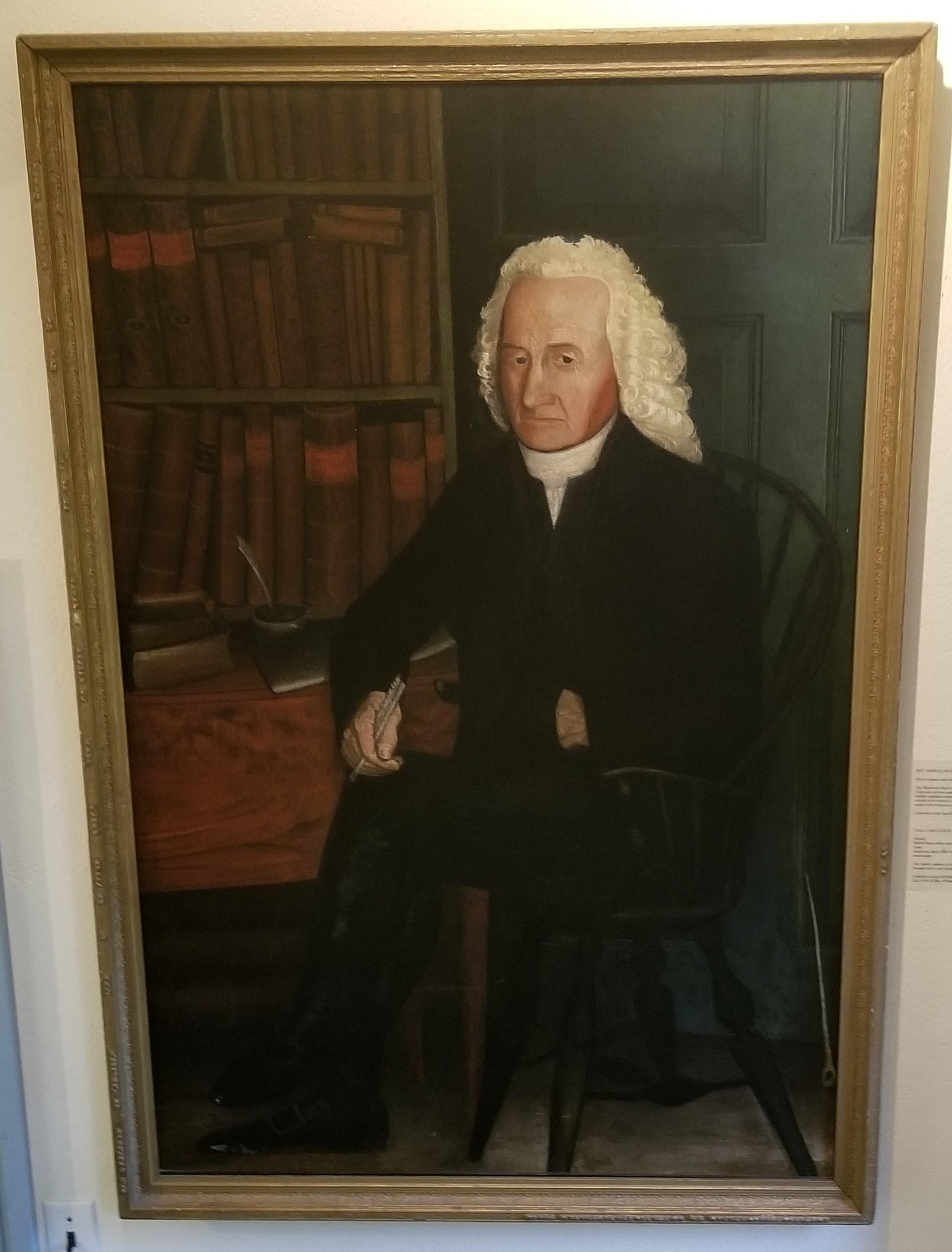 Rev. Samuel Buell (1616-1798)