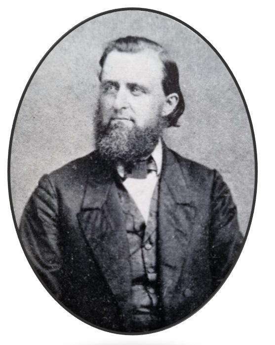 Rev. Stephen L. Mershon 1854