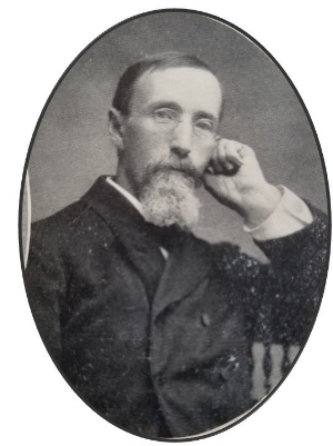 Rev. John Dunlop Stokes 1867