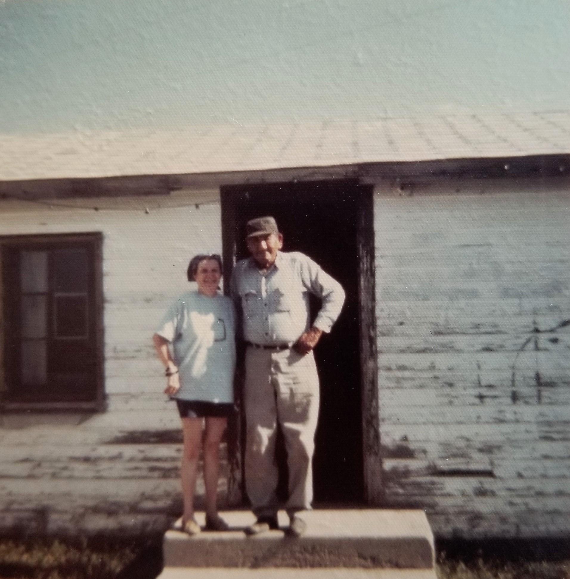1975 Green Grass Indian Reservation, South Dakota