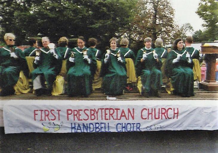 First Presbyterian Church of East Hampton Bell Choir