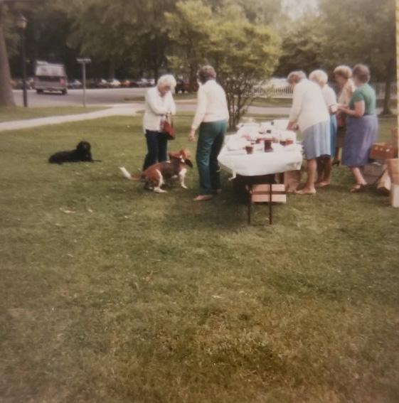 Food Sale 1985