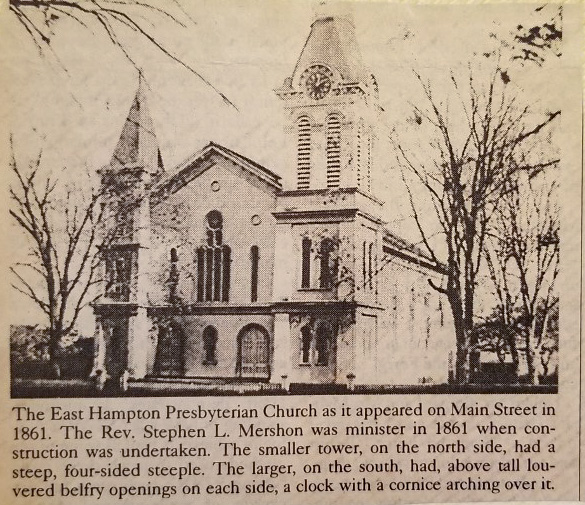 Unsourced newspaper clipping